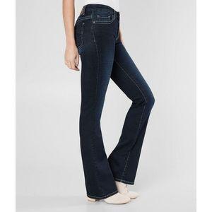 NWT BKE Stella Mid-Rise Flare Jeans SZ 22R